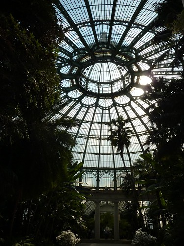 Royal greenhouses Laken (Brussels)