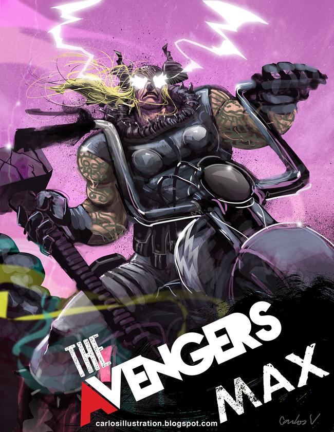 Avengers Max---THOR!