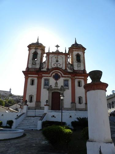 Santuário Nossa Senhora da Conceição de Antônio Dias/Museu Aleijadinho