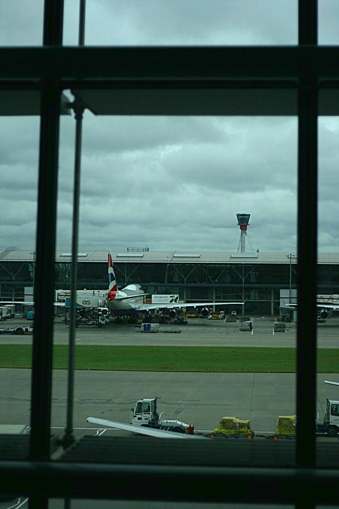 Day 249: Terminal 5