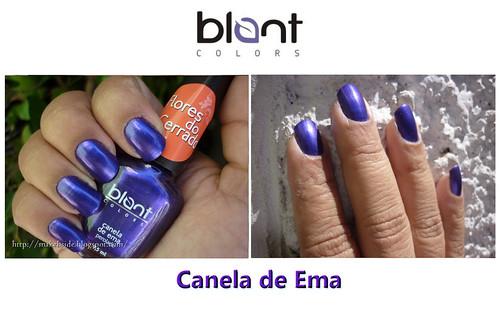 Blant - Canela de Ema