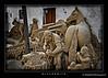 Blacksmith (Noel C McManus) Tags: sculpture portugal sand creative sandsculpture albufeira tectures mygearandme