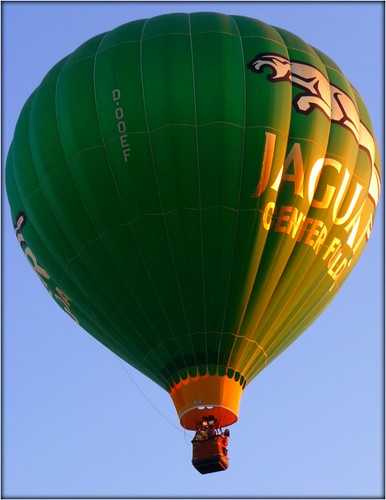 hot-air balloon ride by Ginas Pics