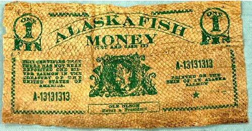 Alaska Fish Money