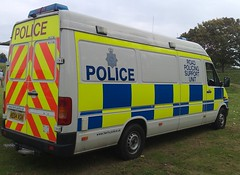 HERTS POLICE ACCIDENT UNIT (NW54 LONDON) Tags: sprinter roadpolicing hertfordshirepolice
