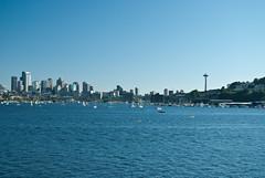 Seattle Skyline (Anilkumar Y) Tags: kerrypark gasworkspark wallacefalls lakewallace