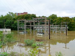electric substation underwater (Hank Rogers) Tags: pictures storm news history water rain electric hospital river photography photo high flooding natural general flood photos evacuation pennsylvania under picture photojournalism utility historic september pa event photographs photograph transformers valley lee disaster record tropical activity emergency incident electrical situation scare northeast ema substation evacuate susquehanna urgent naturaldisaster susquehannariver levee photojournalist fema wilkesbarre photojournal pema 2011 wyomingvalley 2011flood