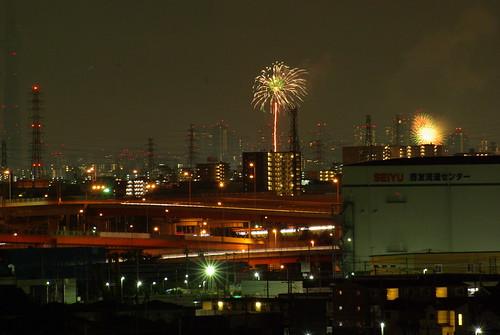 隅田川花火2011