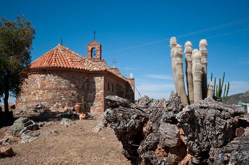 La ermita de Nuestra Señora del Risco en Helechal
