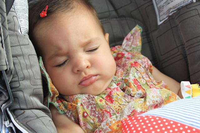 Shhhh! Princesa durmiendo!