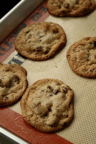 Fresh cookies.