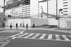 Urb10 D700_450 (c a r a p i e s) Tags: bw blancoynegro architecture tokyo arquitectura shinjuku urbanphotography urbanidad urbvanidad
