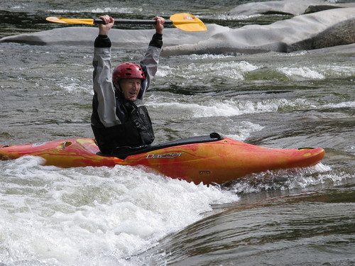 Advanced Whitewater Class