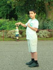 Tiny Portrait (Muzammil (Moz)) Tags: babar moz batterseapark afraaz muzammilhussain