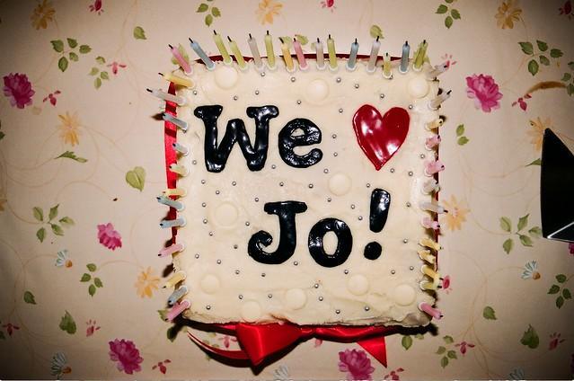 We heart Jo!