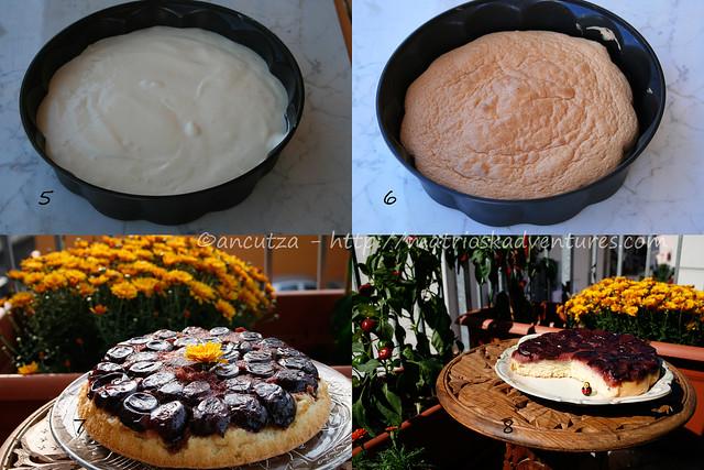 come preparare torta alle susine