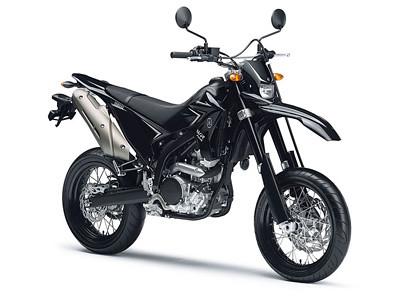 2010年モデルWR250X(ブラック)