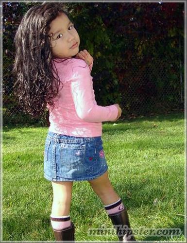 Aiyanna... MiniHipster.com: kids street fashion (mini hipster .com)