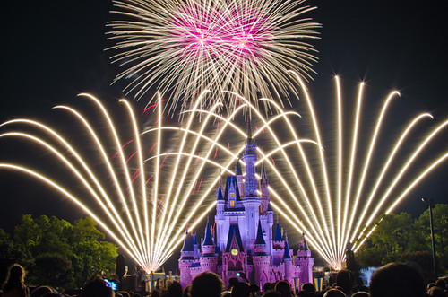 Magic Kingdom Fireworks Viewing Locations