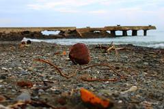 Wrecked Pantalan (dez&lens) Tags: panorama beach wrecked pantalan naawan
