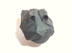 Panther Mask By Michael Lafosse GShemar Tags Origami