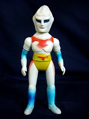 vtg Jet Jaguar mini (Ultrakaiju) Tags: vintage mini jetjaguar