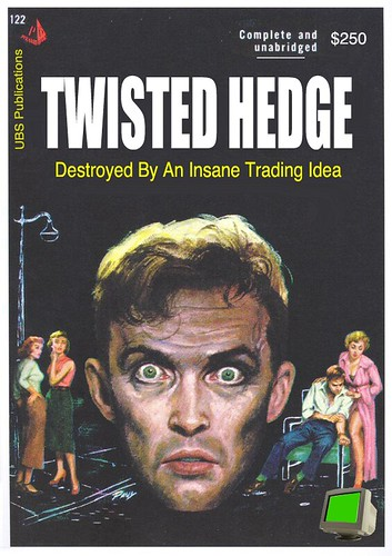 TWISTED HEDGE by Colonel Flick