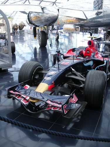 Hanger-7 Formula 1 Racer Salzburg Austria