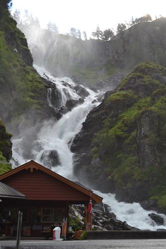 Vakantie Noorwegen 2011