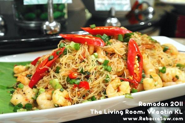 Ramadan 2011 - The Living Room, Westin KL-06