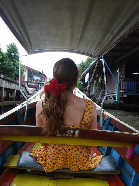 Thailand 38 boat