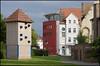 Bad Hersfeld (Hessen): pigeons house (wwwuppertal) Tags: hessen spa eveninglight pigeonshouse hesse kurort abendlicht badhersfeld taubenhaus nikond90 afdzoomnikkor354528105mm centralgermany mittedeutschlands afzoomnikkor28105mmf35~45difmacro