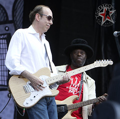 Big Audio Dynamite - Lollapalooza - Day 2 - Grant Park - Chicago, IL - Aug 6th 2011