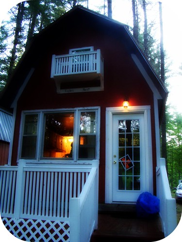 "the ""cabin"" we stayed in our last night"