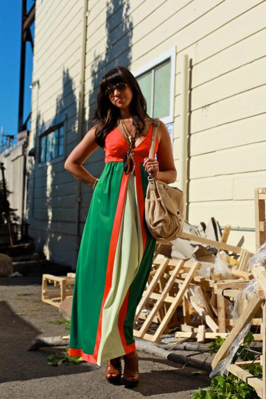 greenorange - san francisco street fashion style