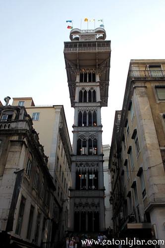 Elevador de Santa Justa (Santa Justa Lift), Lisbon