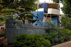 The Melik, at Blue Nile Sailing Club, Khartoum
