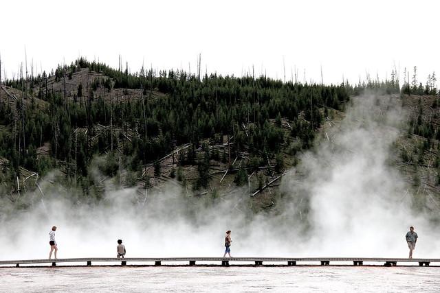 Yellowstone!