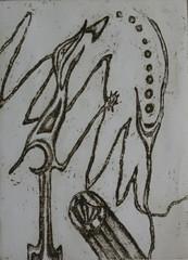 (Vincenzo Punzo) Tags: arte su disegni fantastico quadri tela dipinti onirico incisioni primordiale grottesco
