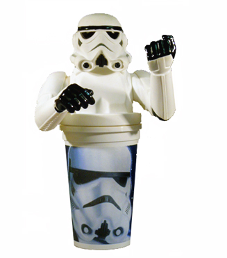 Stormtrooper topper