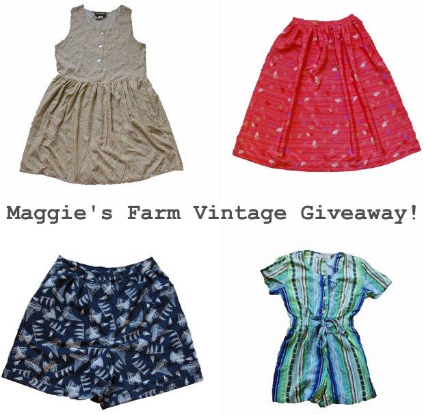 Maggie's Farm Vintage