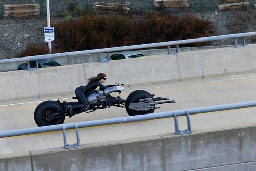 Catwoman rides 9 (TDKR)