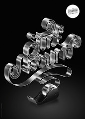 Stick around (sepra4life) Tags: illustration poster typography graphicdesign type stick around lettering stickytape sepra4life