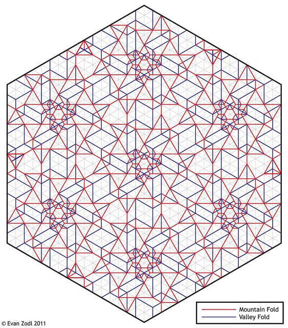Star Tessellation CP - Designed by Evan Zodl