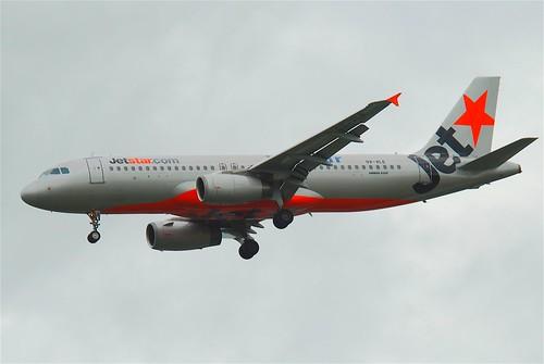 Jetstar Asia Airbus A320-232; 9V-VLE@BKK;30.07.2011/613ce