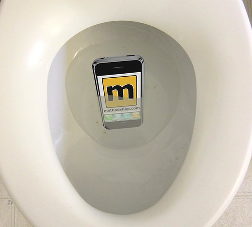 How To Save Your Ipod Or Iphone From A Toilet