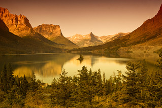 Crown of the Continent, Glacier National Park