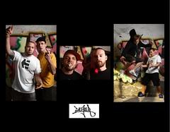 Dealer promo 01-01 (furlag| Grzegorz Furlaga) Tags: portrait canon gig poland polska hardcore setup krakw dealer bandportrait strobistcom strobist degradacja furlag furlaga