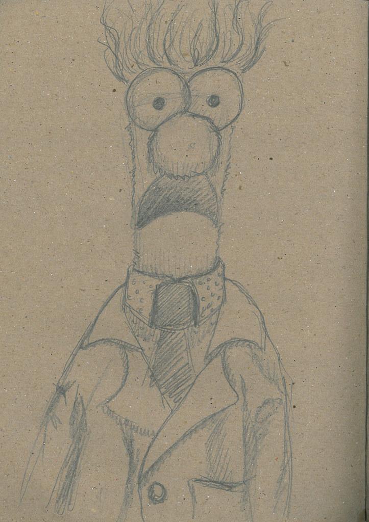 Beaker Sketch 1