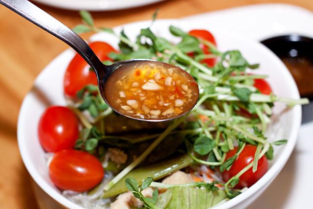 Thai Vermicelli Salad @ $8.30